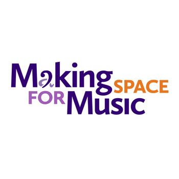 Making Space for Music logo